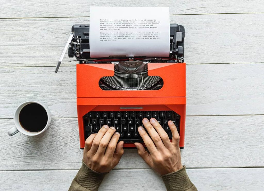 یادگیری انگلیسی با نوشتن
