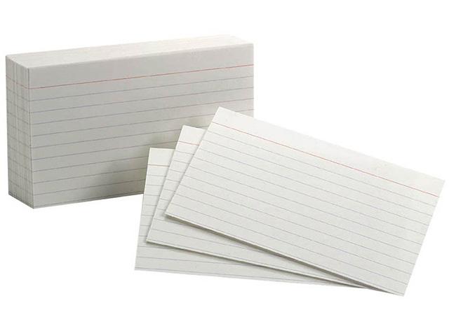بهترین روش یادگیری لغات انگلیسی - فلش کارت